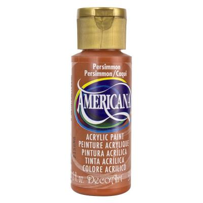 Americana Acrylic Paint - Persimmon