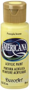 Americana Acrylic Paint - Pineapple