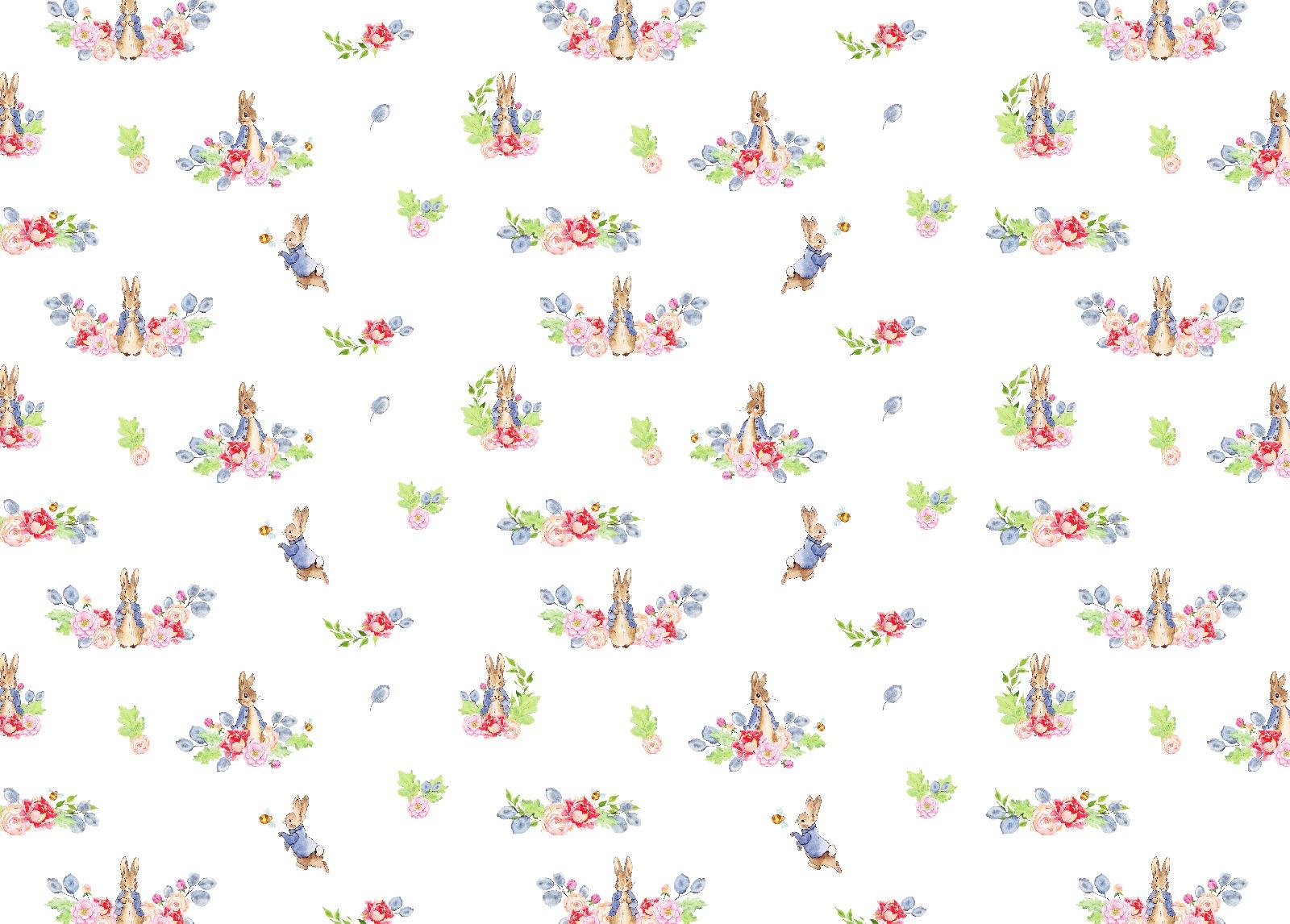 נייר עטיפה- דגם 22- ארנב