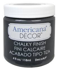 Americana Decor Chalky Finish Paint 118 ml - Relic