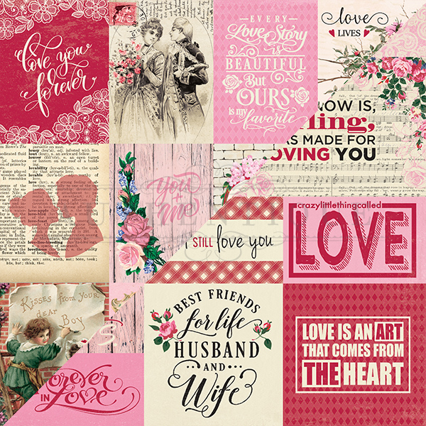 578 Romance Eight - 3x4 cutapart images