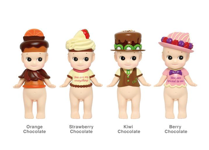 Sonny Angel / Mini Angel - Chocolate Series 2016