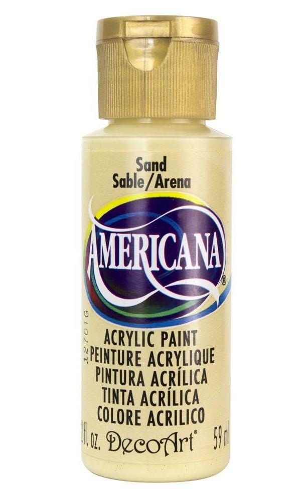 Americana Acrylic Paint - Sand