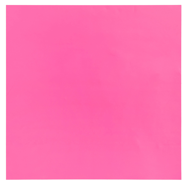 Bazzill Plastic Embossing Paper - Pink Kiss