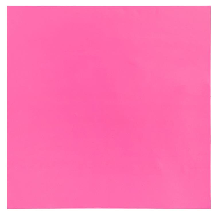Bazzill Plastic Embossing Paper - Pink Kiss