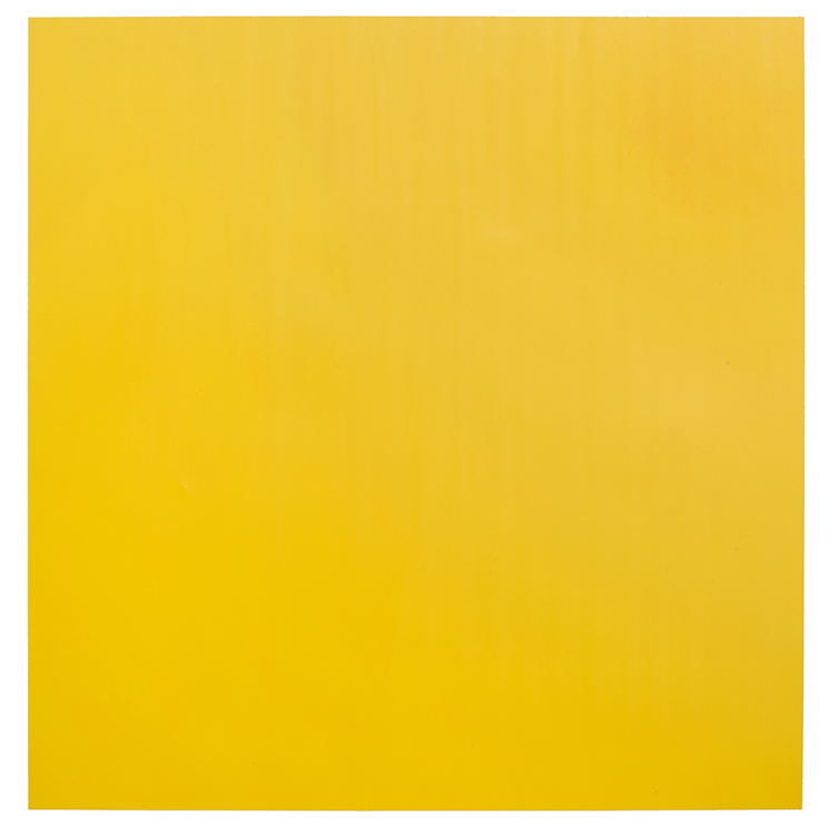 Bazzill Plastic Embossing Paper - Buttercup