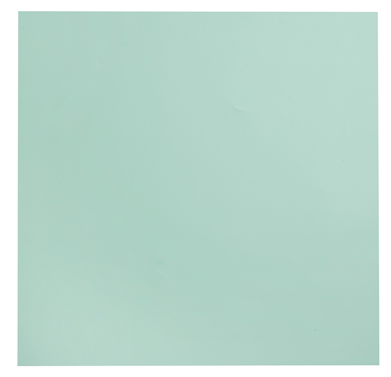 Bazzill Plastic Embossing Paper - Seaglass