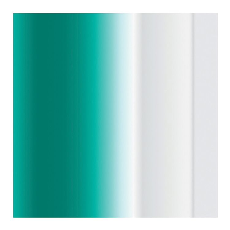 MINC Reactive Foil - Ombre Teal and Silver
