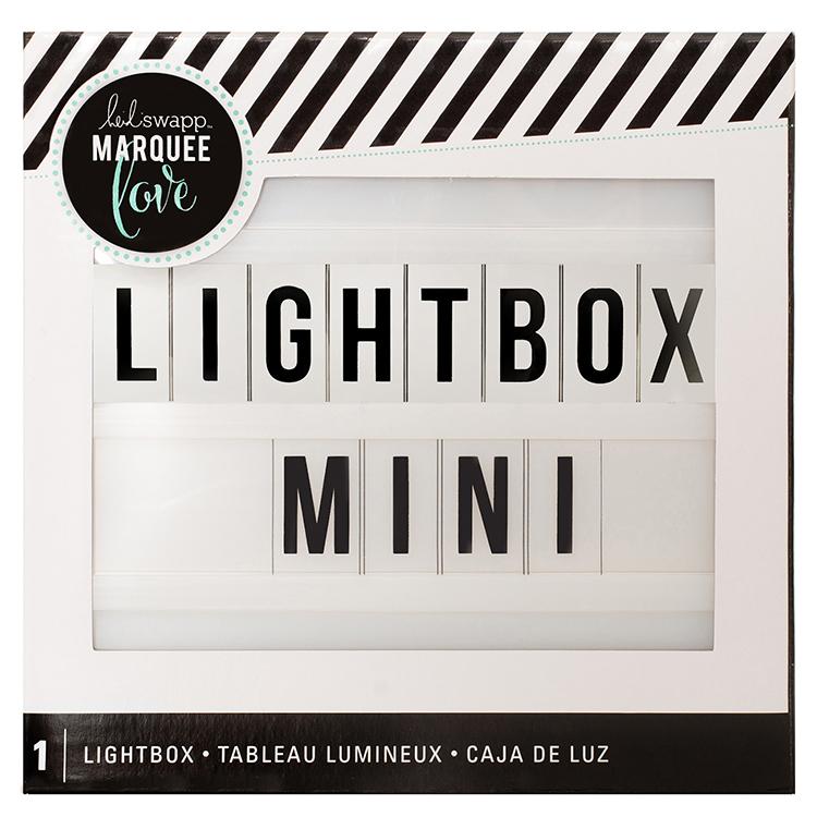 LightBox Collection - Lightbox Mini - White