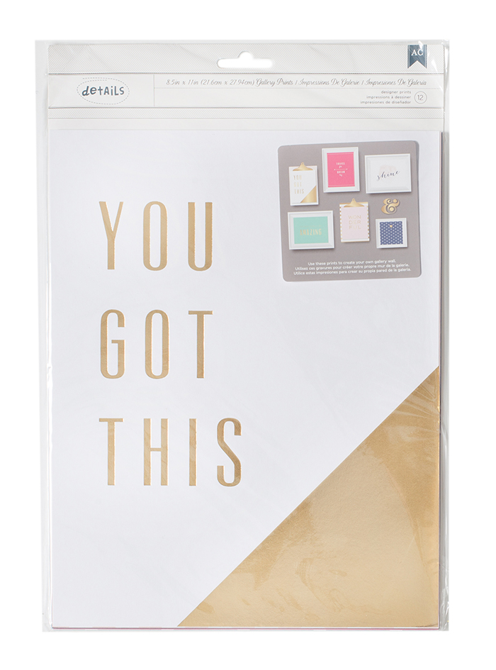Gallery Wall Packs - You Got This