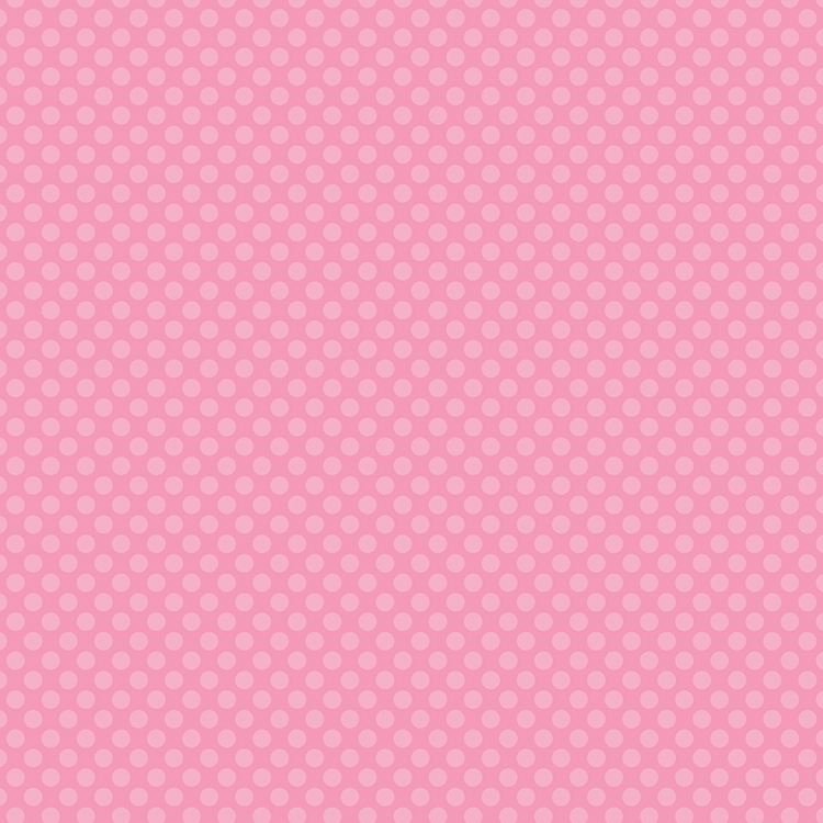 דף קארדסטוק - Core'dinations - Light Pink Large Dot