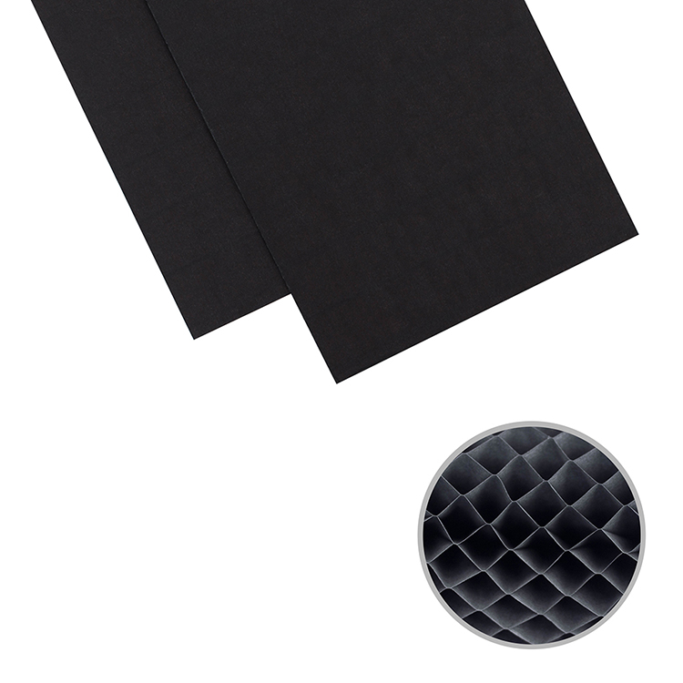 DIY Party Honeycomb Pads - Small Black