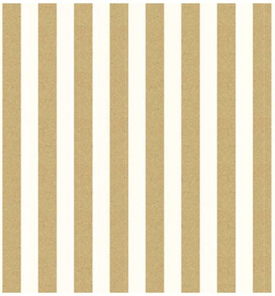 דף קארדסטוק - Homemade Collection - Kraft Paper - Gilded
