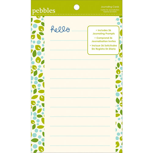 Family Ties Collection - Journaling Cards