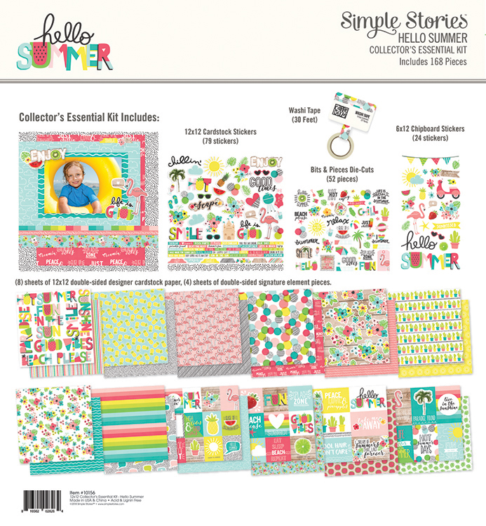 מארז - Hello Summer Collector's Essential Kit