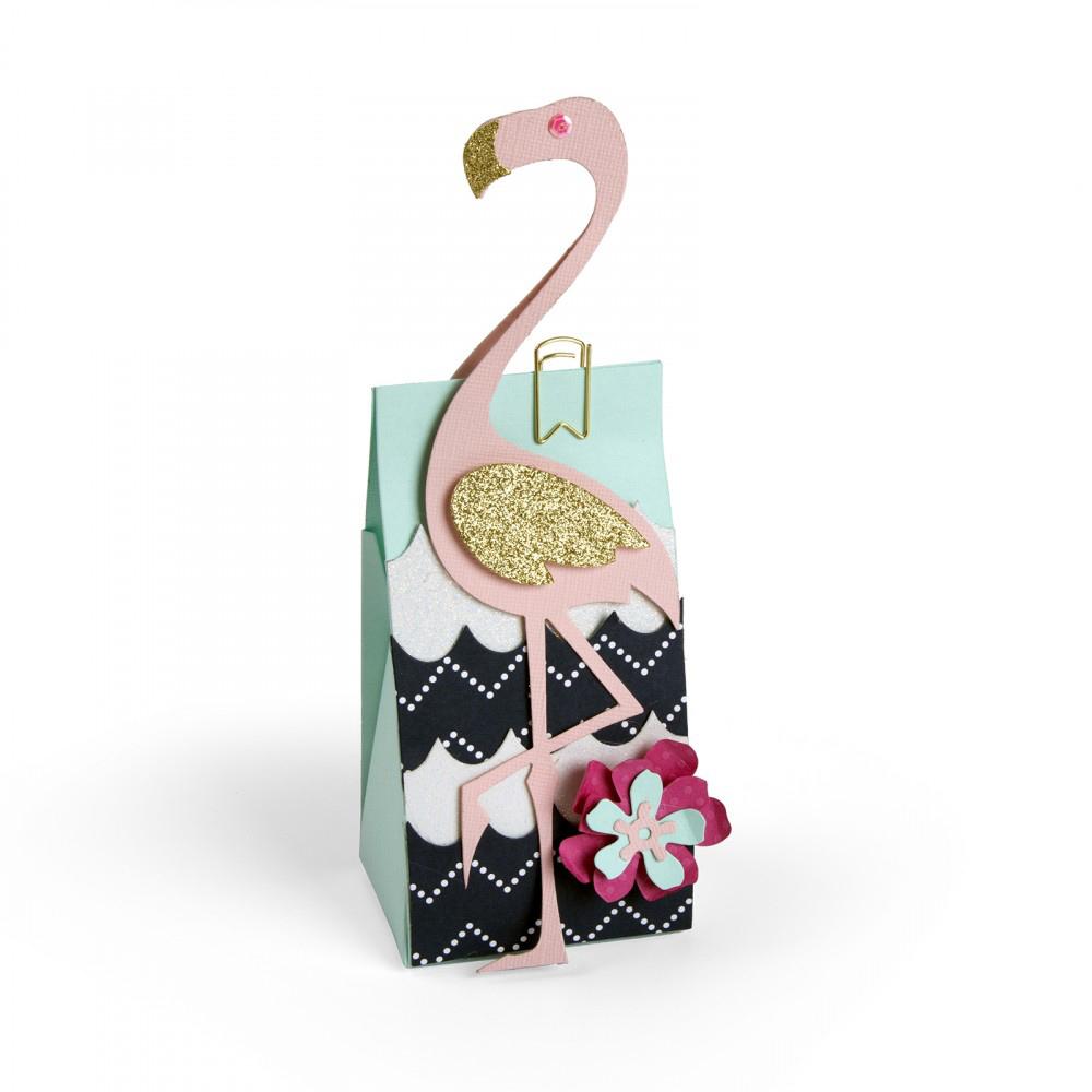 תבנית חיתוך - Bigz Pro Die- Bag, Flamingo