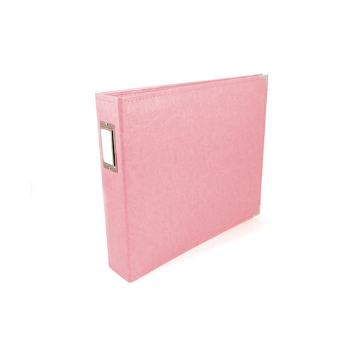 Classic 6X6 Two Ring Albums - Pretty Pink