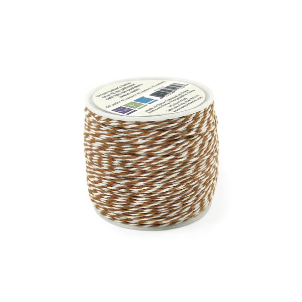 חוט טווין - Sew Easy - Bakers Twine Spool - Brown