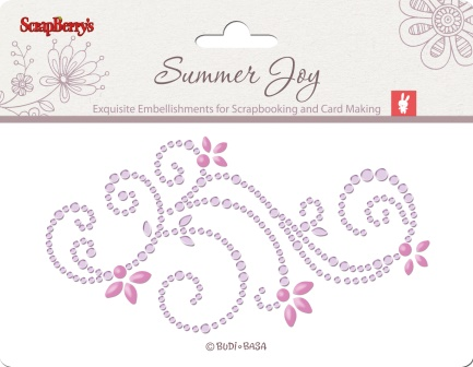 Pearls swirl - Summer Joy 2