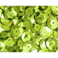 מארז פייטים - ירוק מטאלי