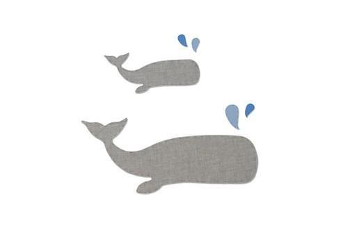 תבנית חיתוך- Bigz L Die - Whale