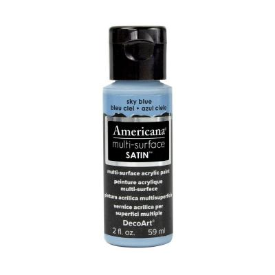 Americana Multi-Surface Acrylic Paint - Sky Blue