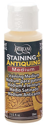 Americana Staining Antiquing Medium