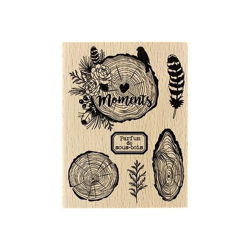 חותמת עץ - Parfum De Sous-Bois