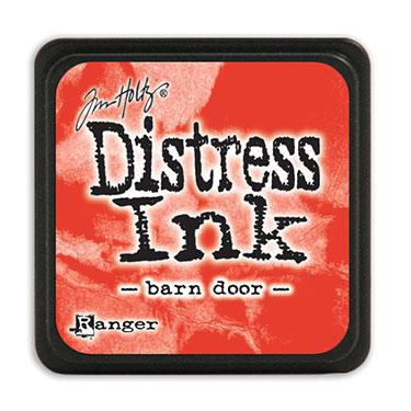 Tim Holtz Distress Mini Ink Pad - Barn Door