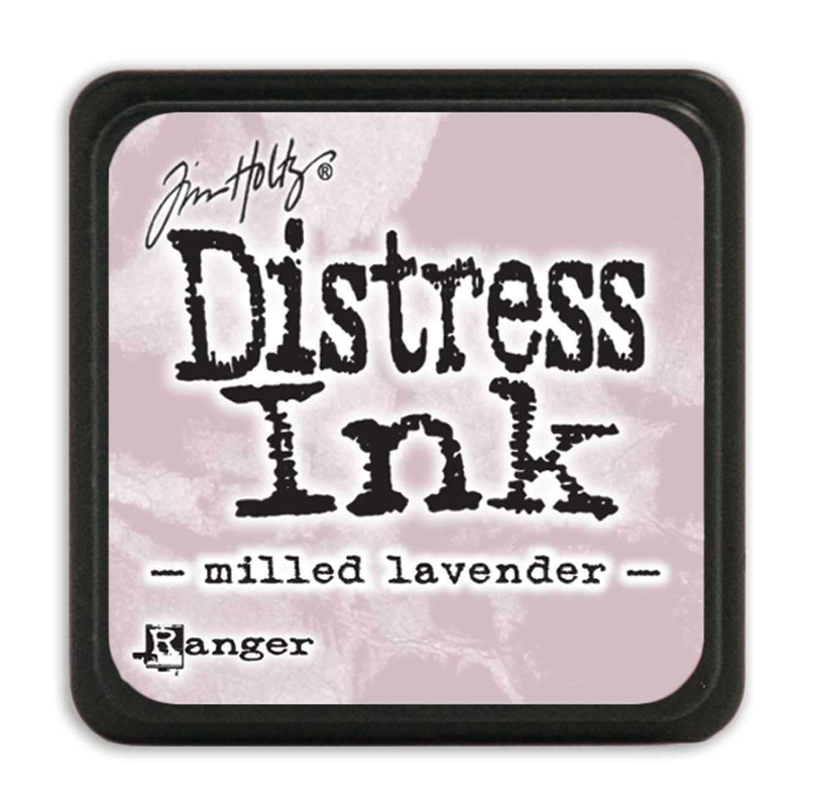 Tim Holtz Distress Mini Ink Pad - Milled Lavender