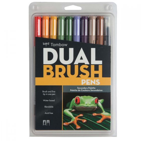 סט טושיםDUAL BRUSH-SECONDARY