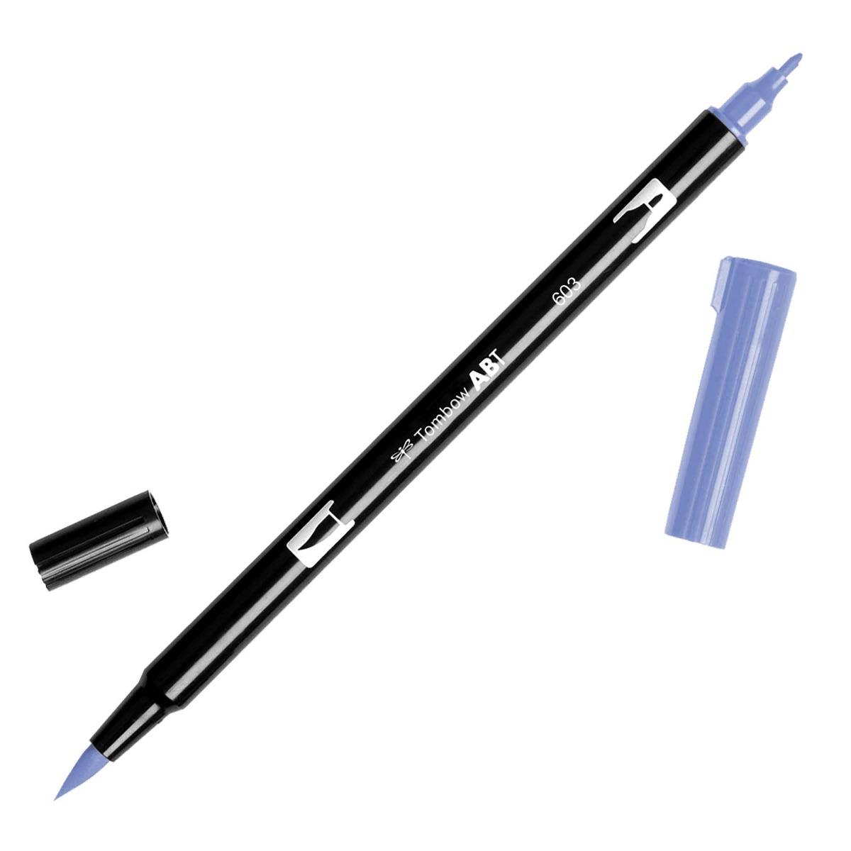 טוש Dual Brush Pen Art Marker- 603