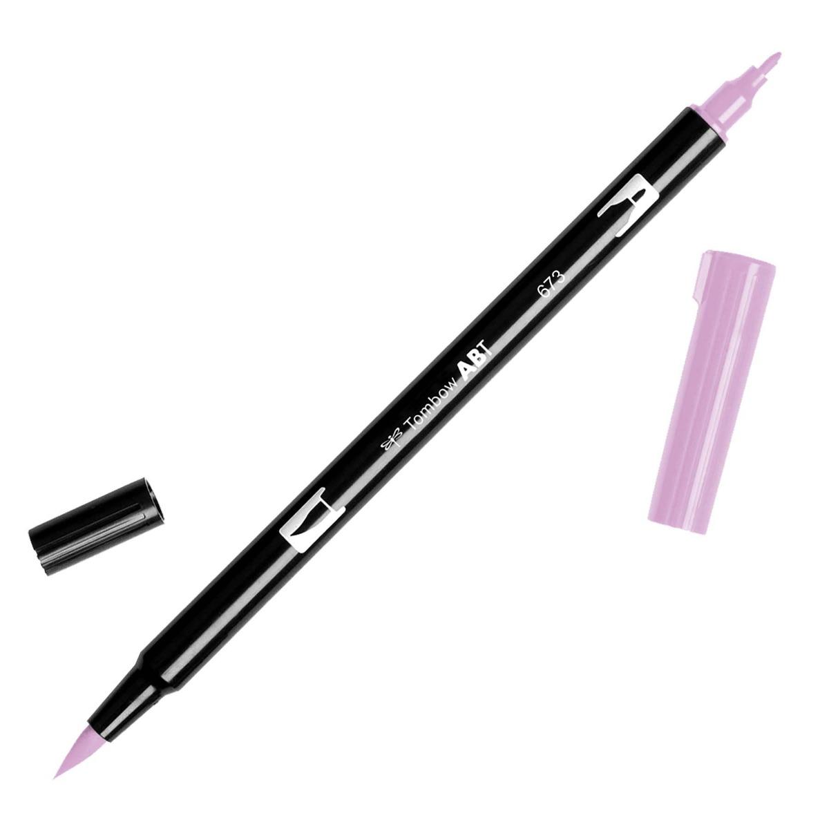 טוש Dual Brush Pen Art Marker- 673