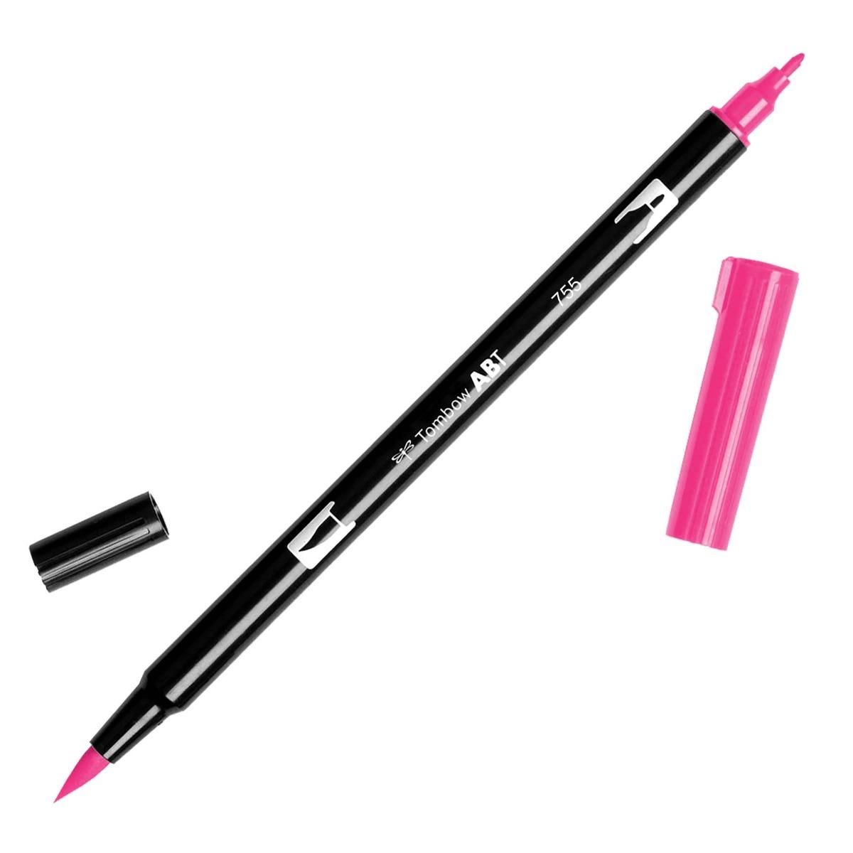 טוש Dual Brush Pen Art Marker-755