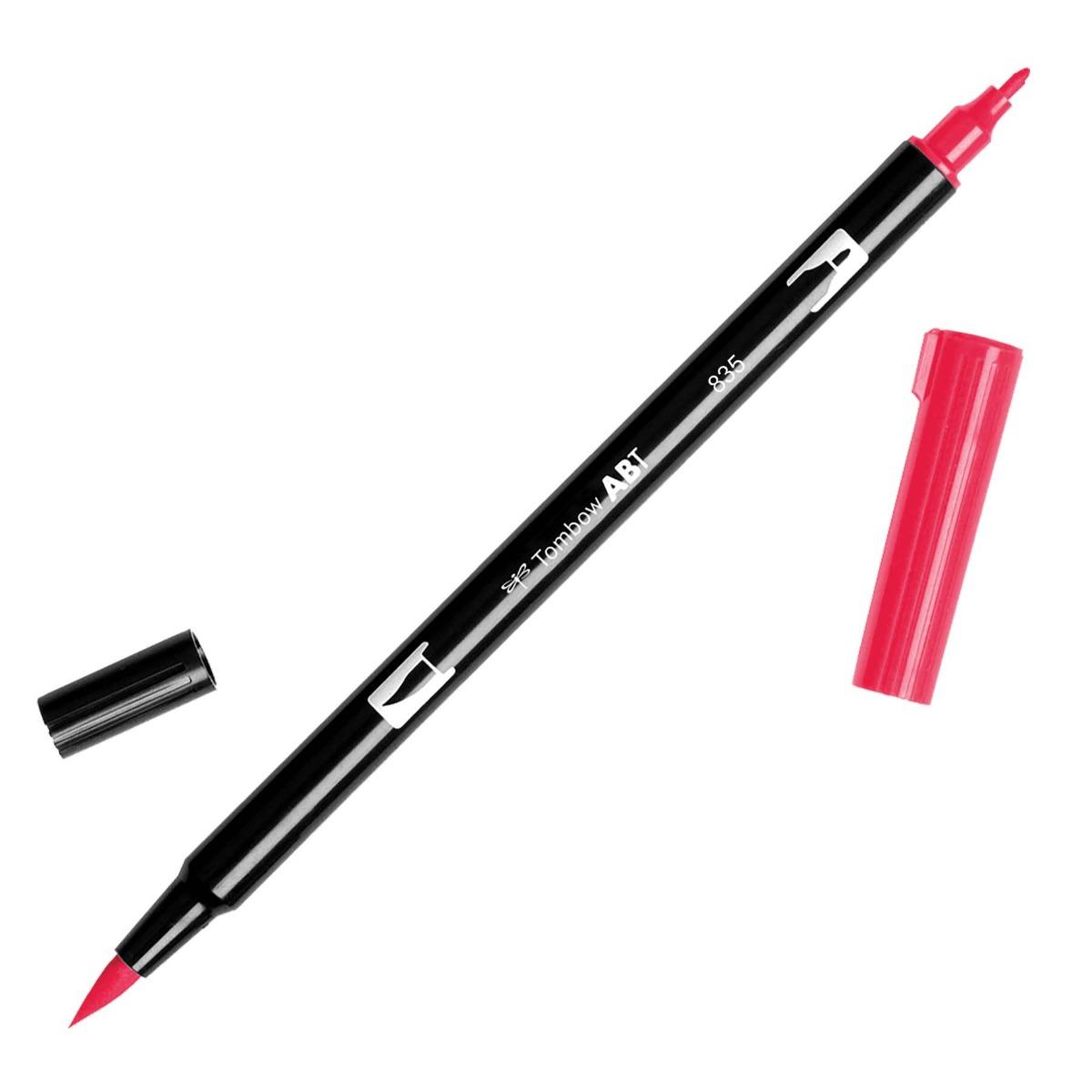 טוש Dual Brush Pen Art Marker-835