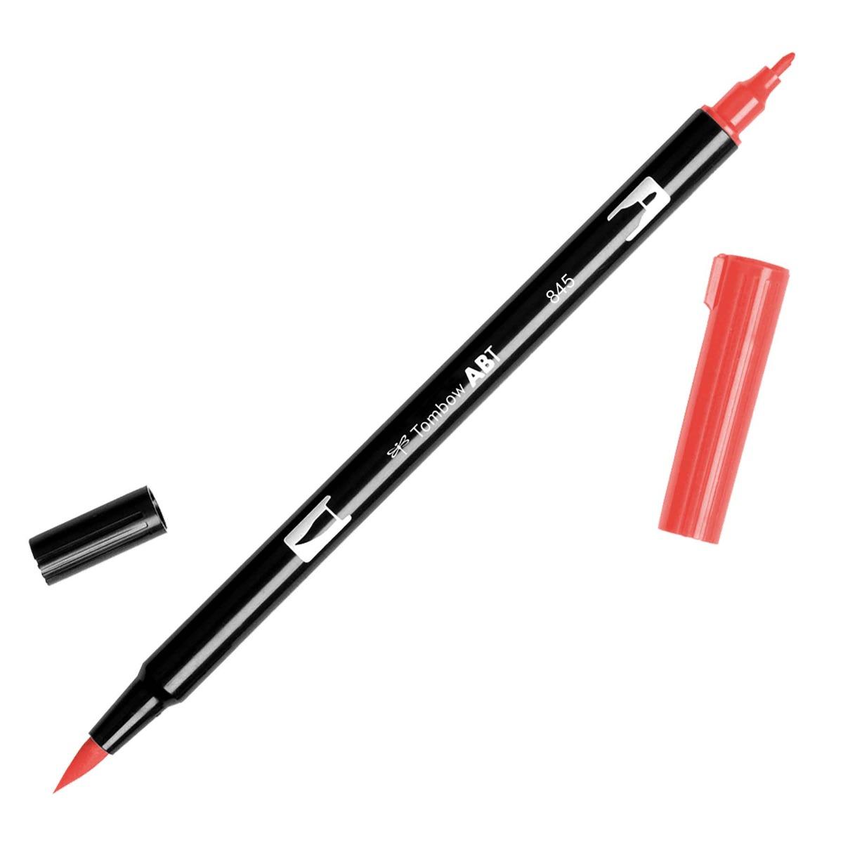 טוש Dual Brush Pen Art Marker-845