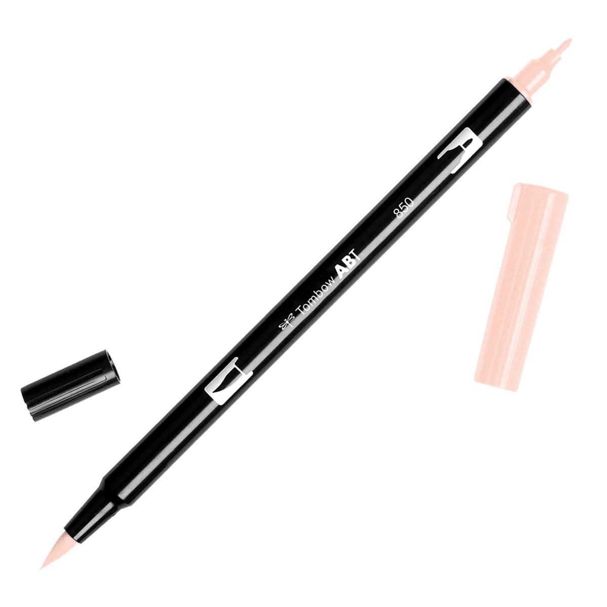טוש Dual Brush Pen Art Marker-850