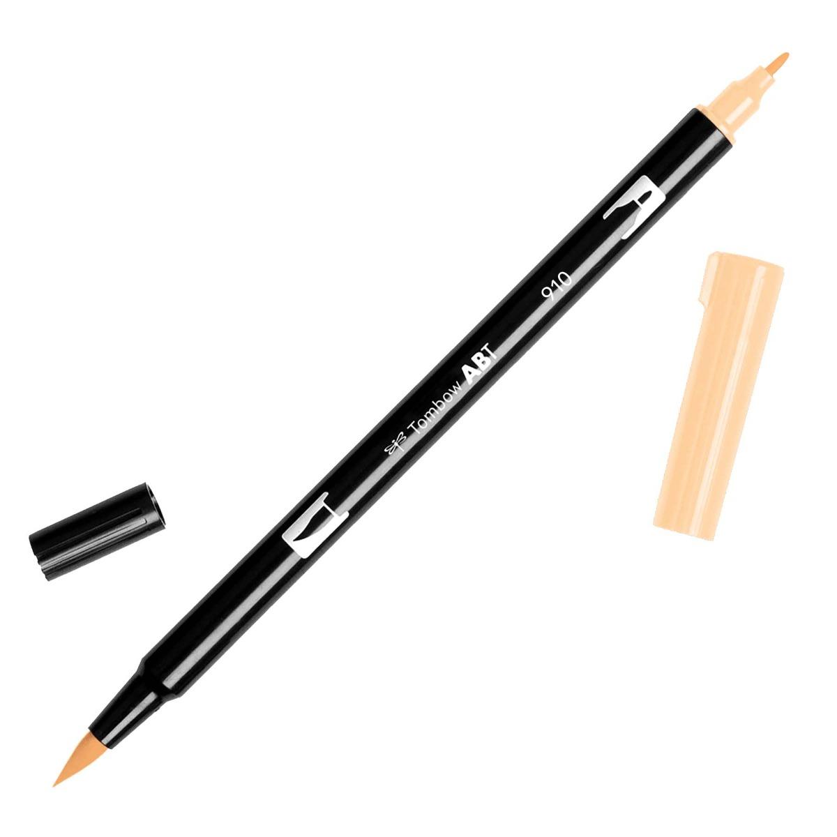 טוש Dual Brush Pen Art Marker-910