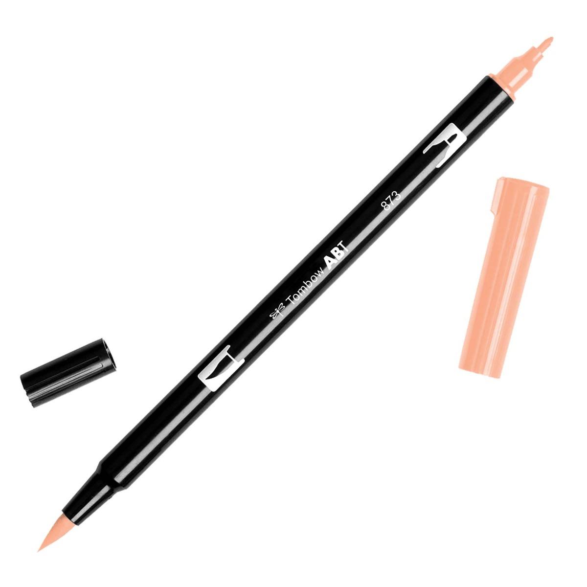 טוש Dual Brush Pen Art Marker-873