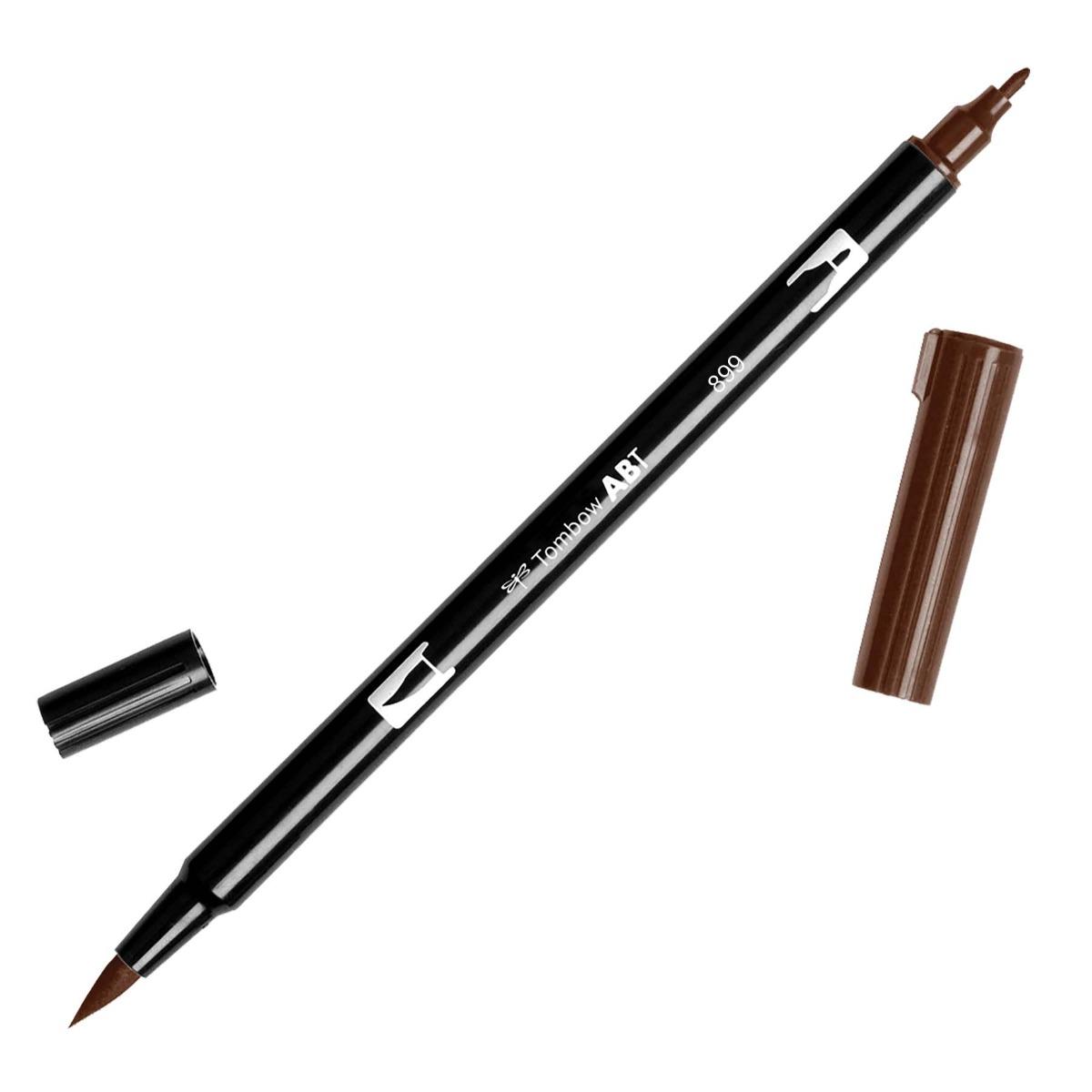 טוש Dual Brush Pen Art Marker-899