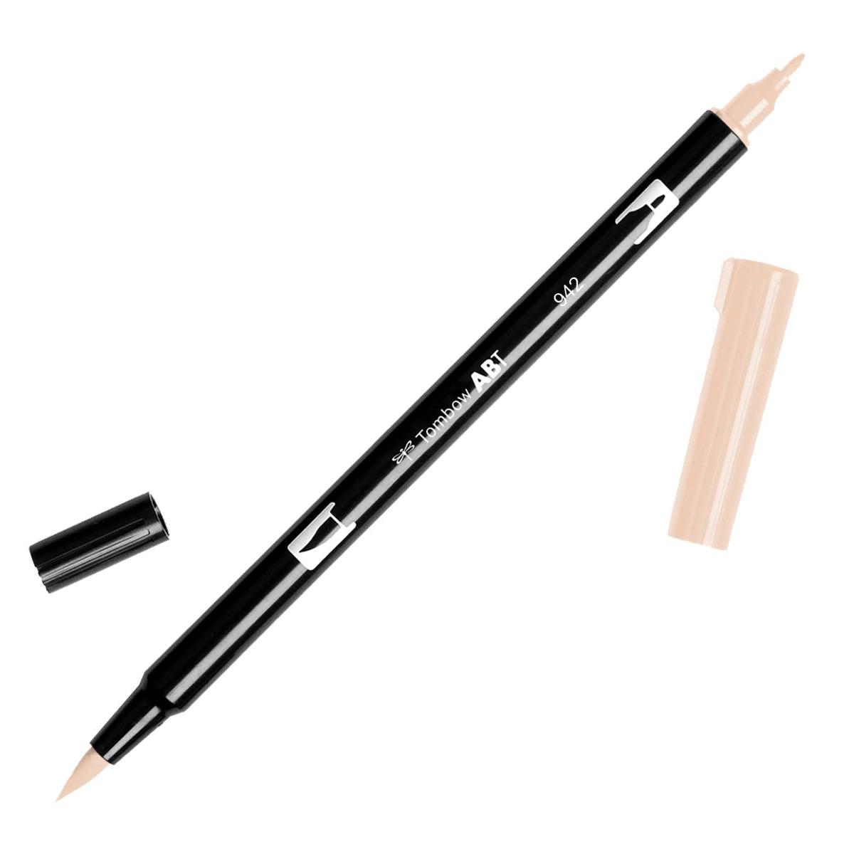 טוש Dual Brush Pen Art Marker-942