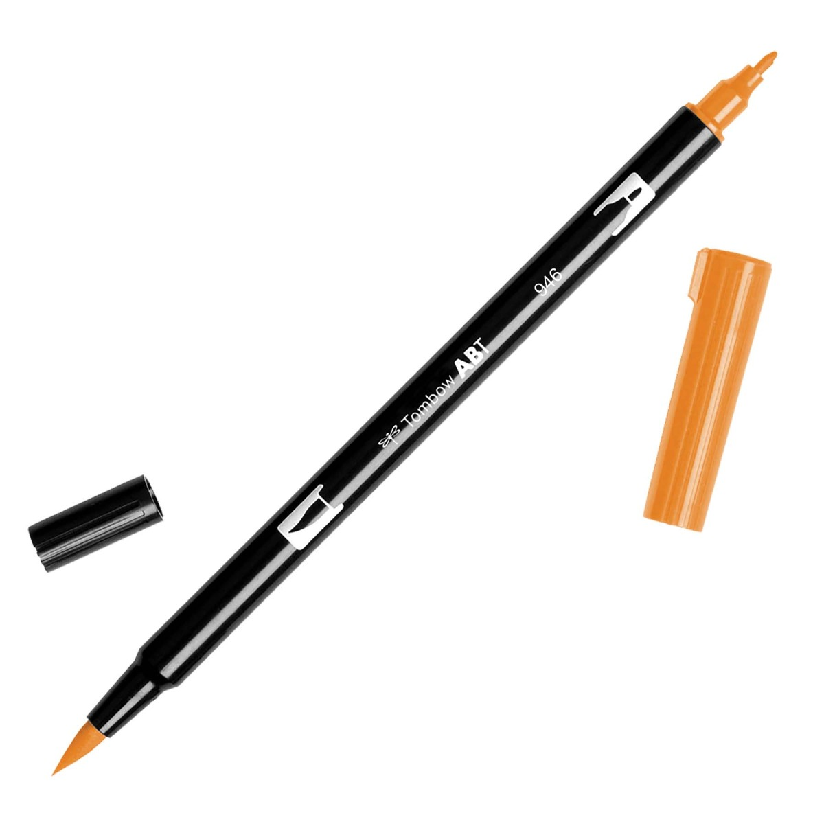 טוש Dual Brush Pen Art Marker-946