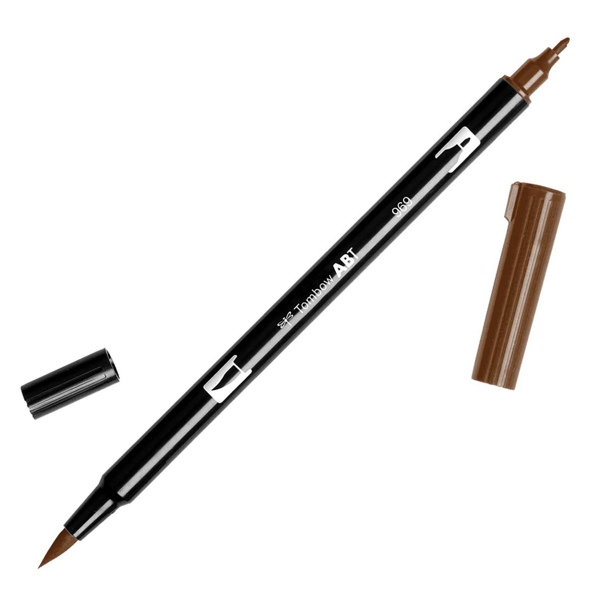 טוש Dual Brush Pen Art Marker-969