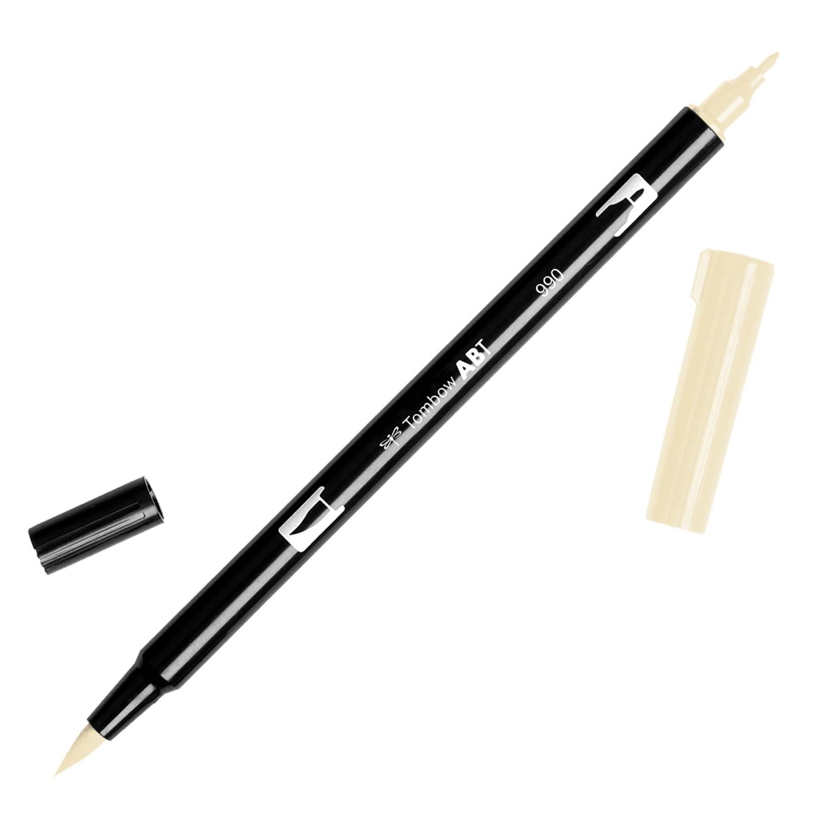 טוש Dual Brush Pen Art Marker-990