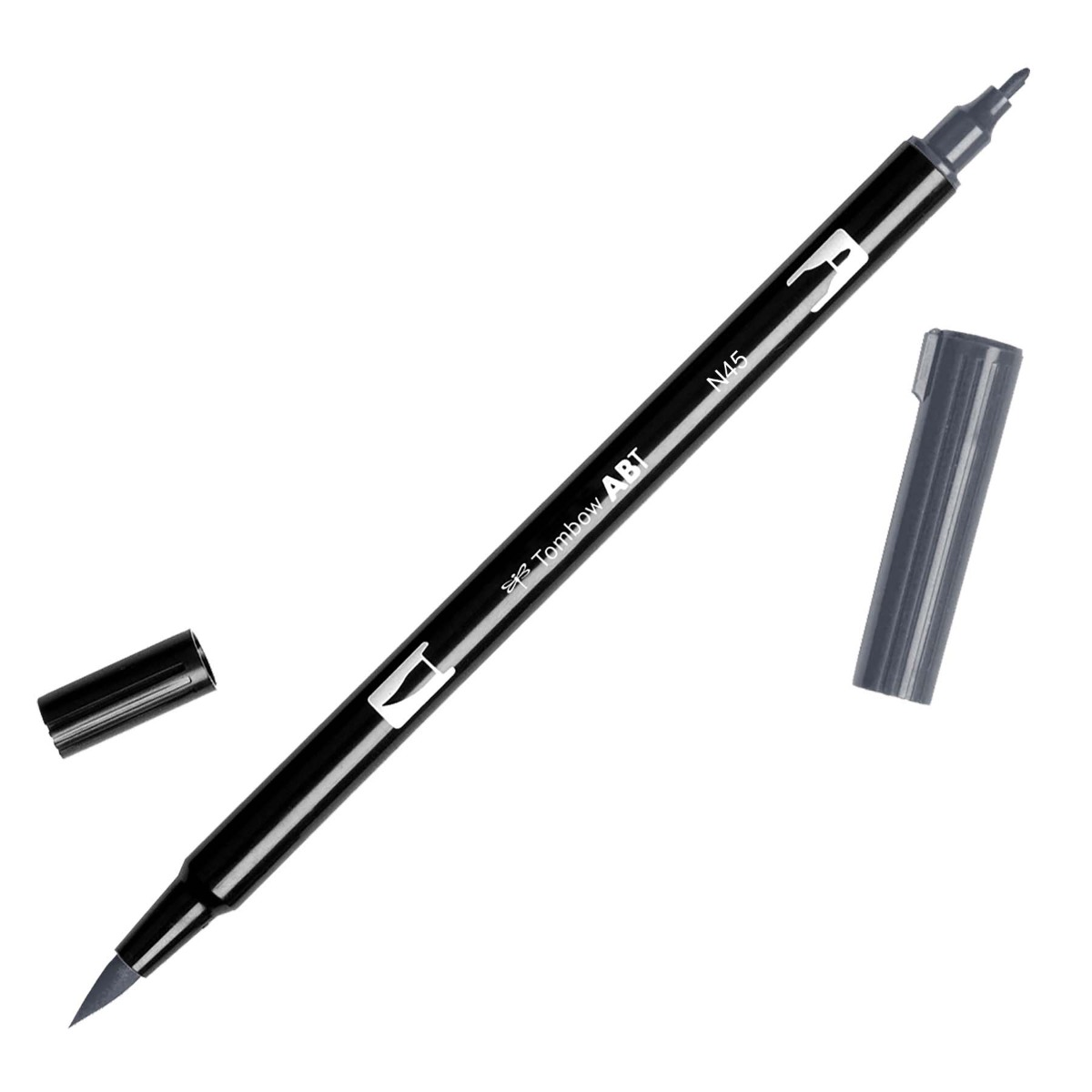 טוש Dual Brush Pen Art Marker-N45