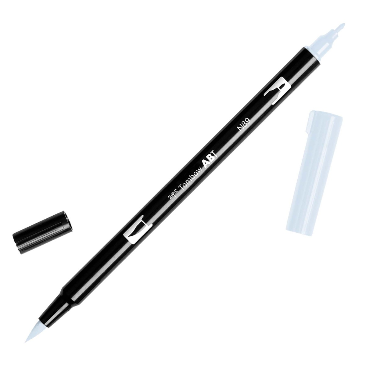 טוש Dual Brush Pen Art Marker-N89