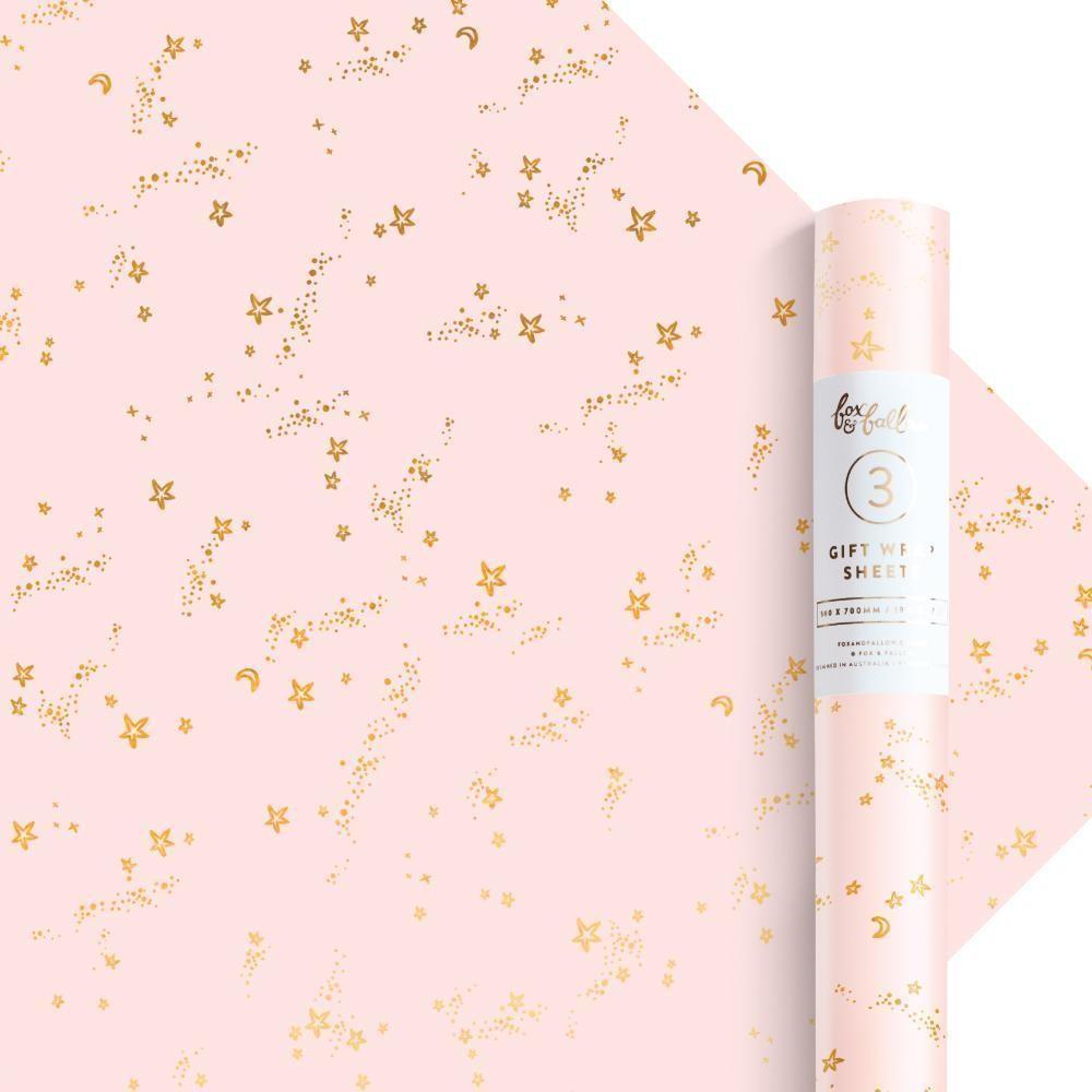 נייר עטיפה- Stardust Gift Wrap